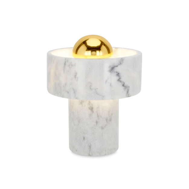 Stone Table Lamp - Lamp in color