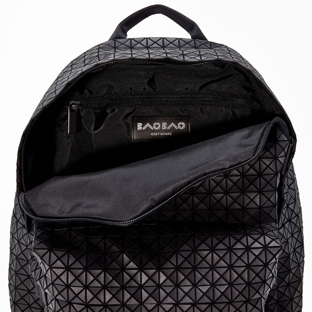BAO BAO ISSEY MIYAKE Black Backpack in color