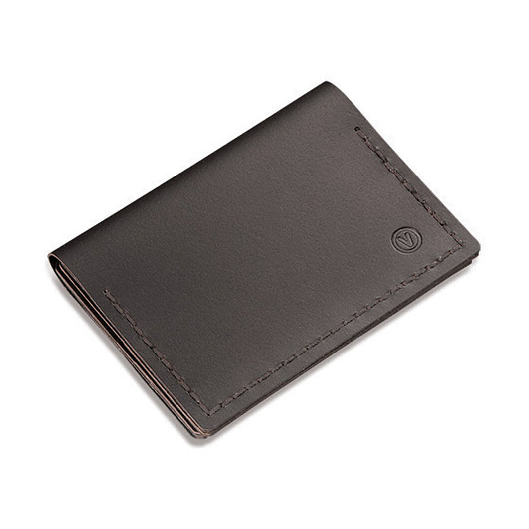 Double Mini Wallet in color Black