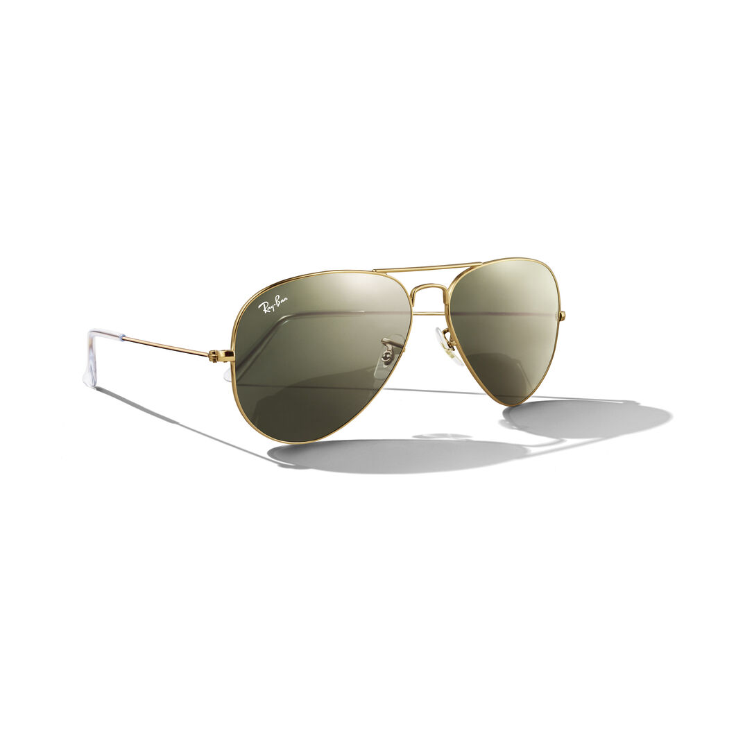 Ray-Ban Aviator in color