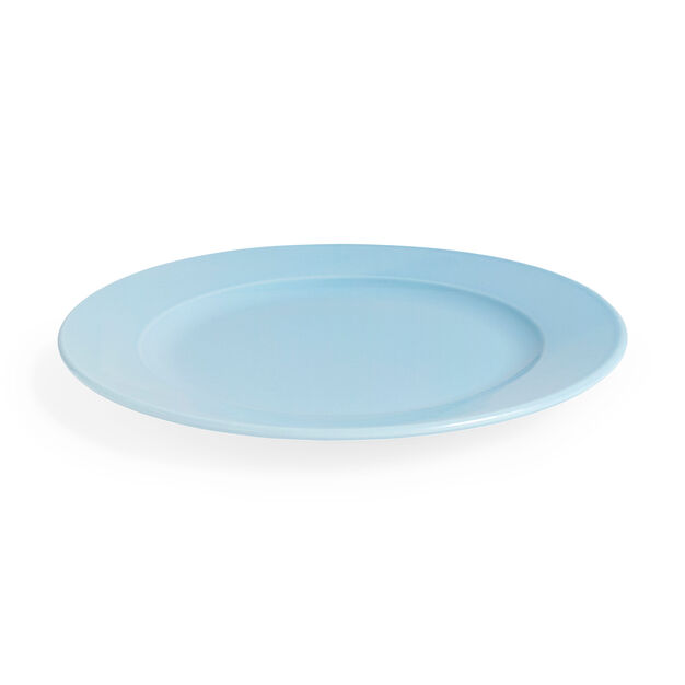 HAY Rainbow Plate in color Blue