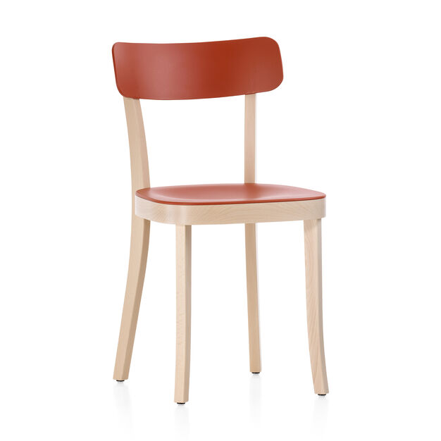Basel Chair in color Brick