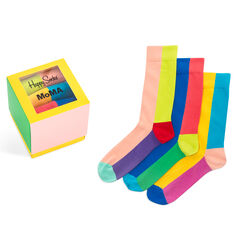 Happy Socks for MoMA Set in color Multi