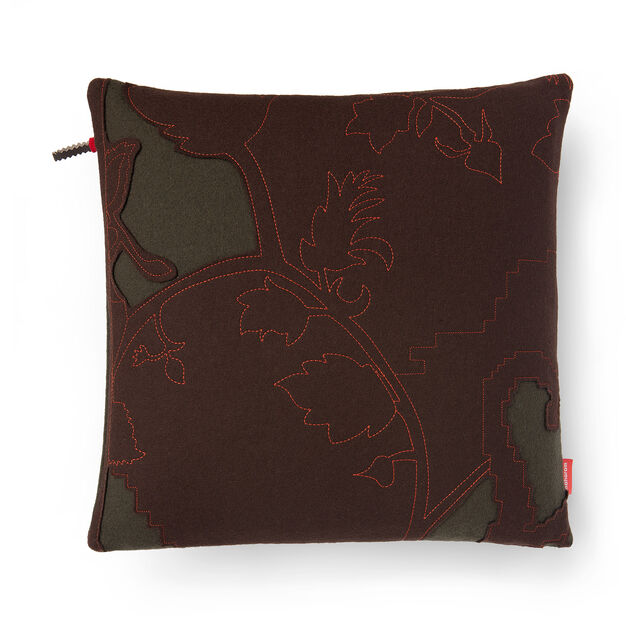 Layers Garden Double Pillow in color