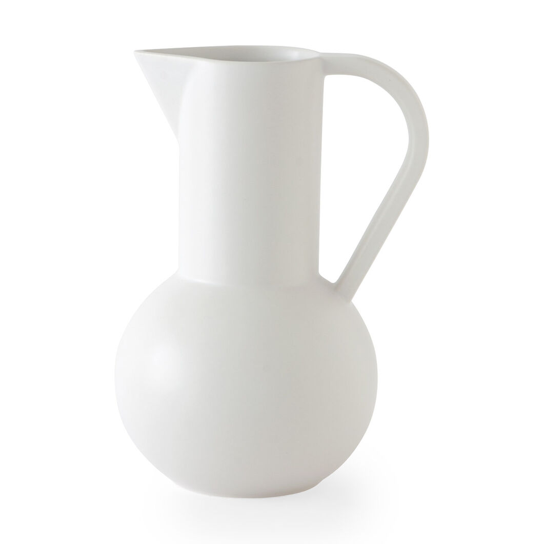Raawii Strøm Jug in color Vaporous Gray