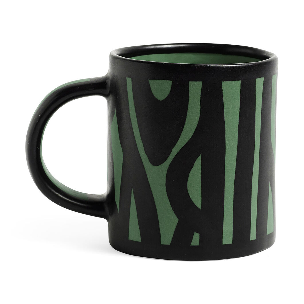 HAY Woods Mug in color Green