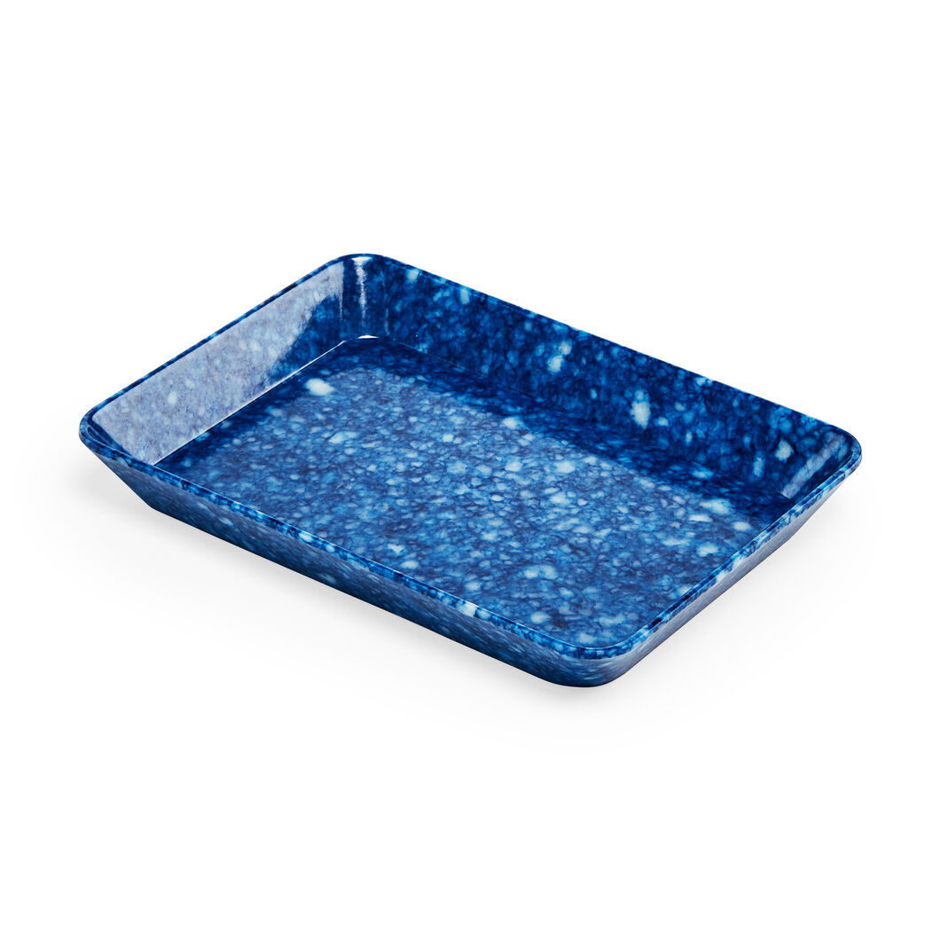 Hightide Small Desk Tray in color Navy