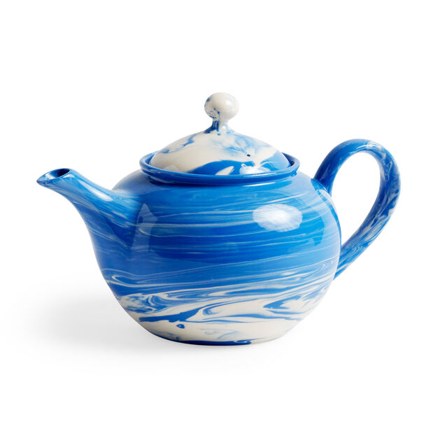 HAY Marbled Teapot in color