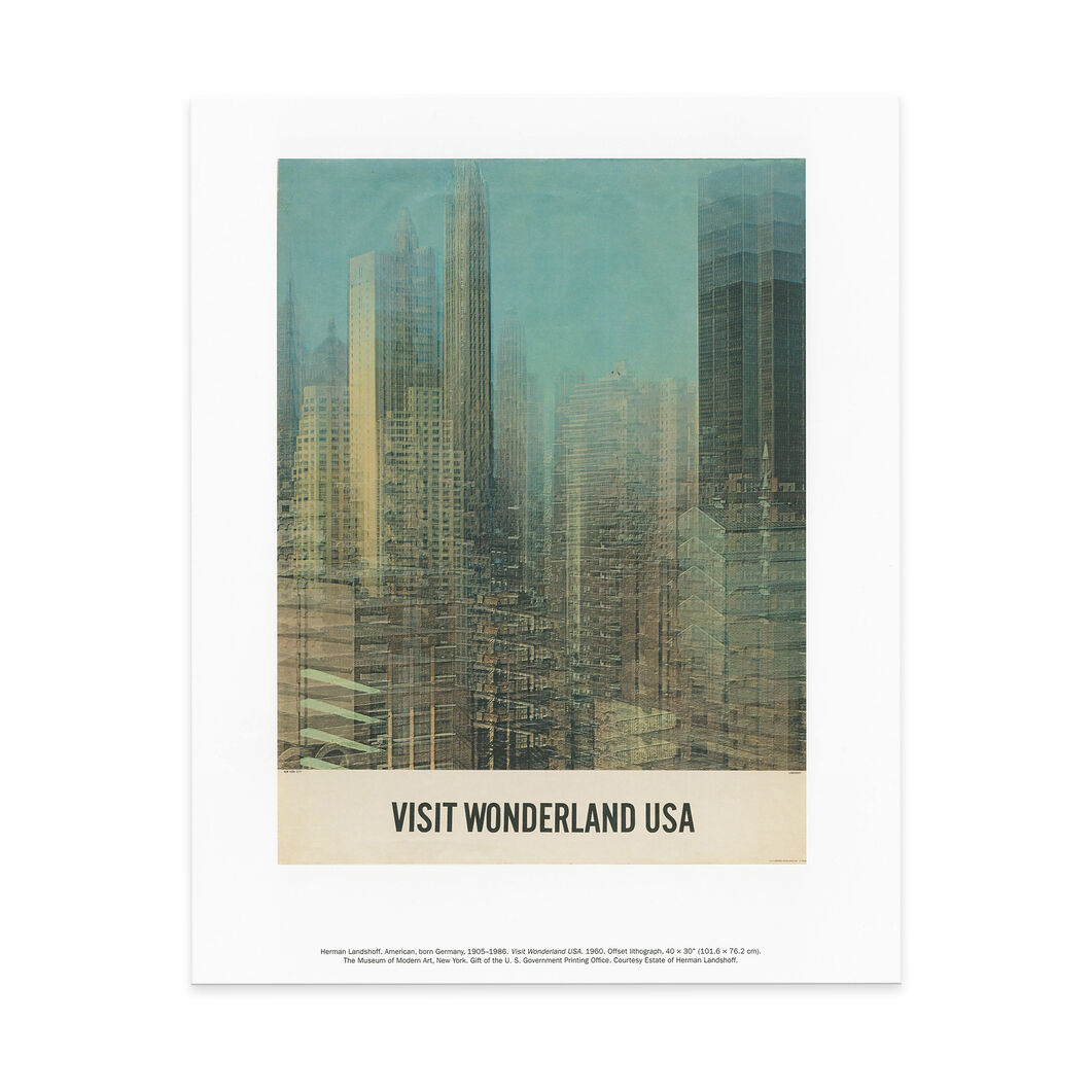 Travel Print Set in color