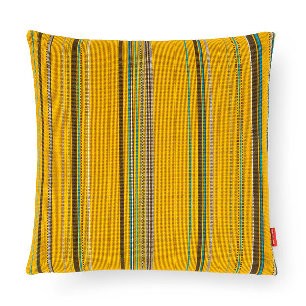 Point Pillow - Citrus in color