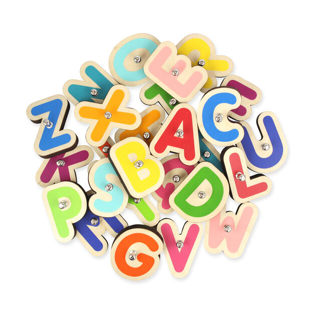 Smart Letters in color