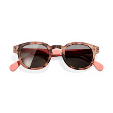 MoMA Edition IZIPIZI Sunglasses in color Light Tortoise/ Pink
