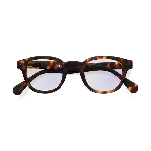 IZIPIZI Screen C Glasses - Tortoise | MoMA Design Store
