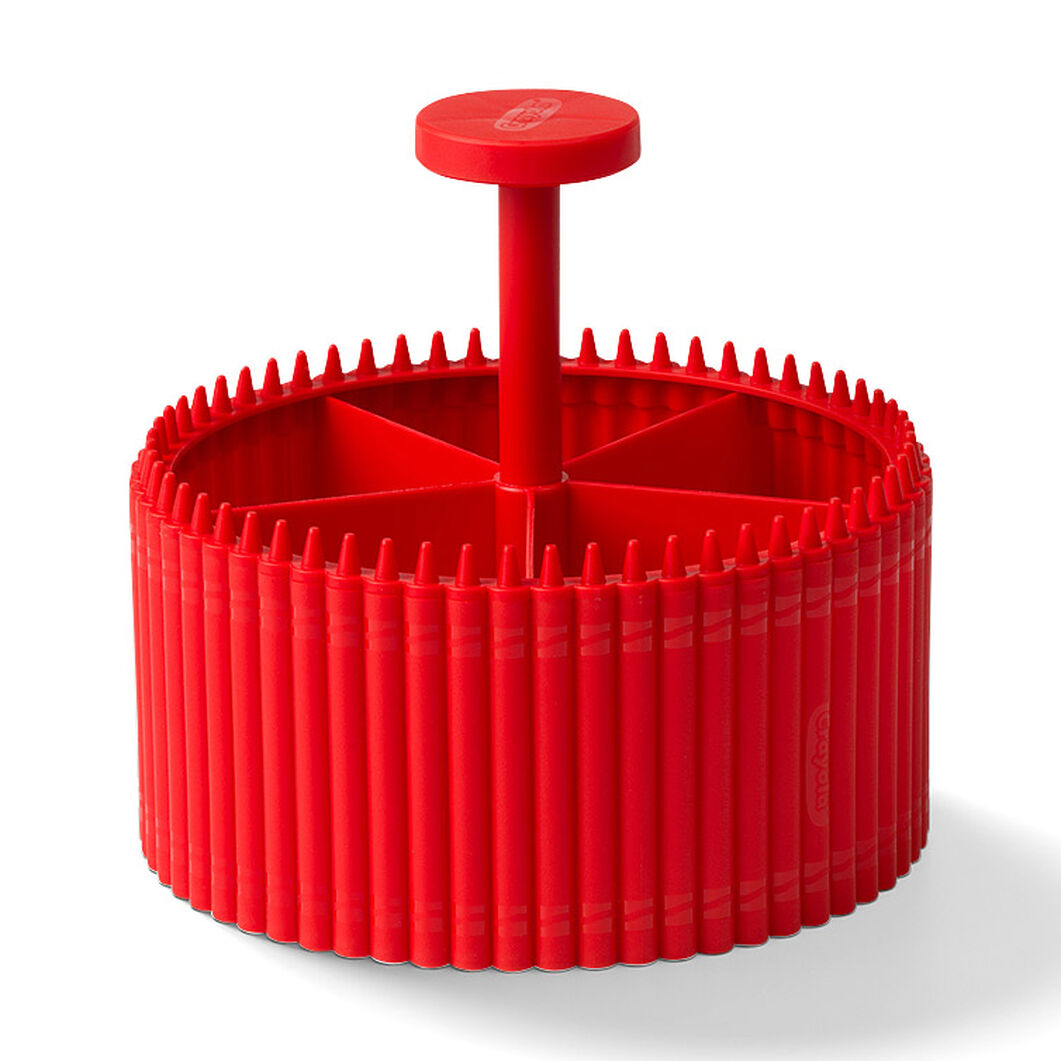 Crayola® Round Caddy in color