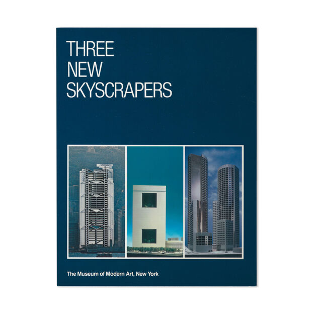 Three New Skyscrapers - Paperback in color