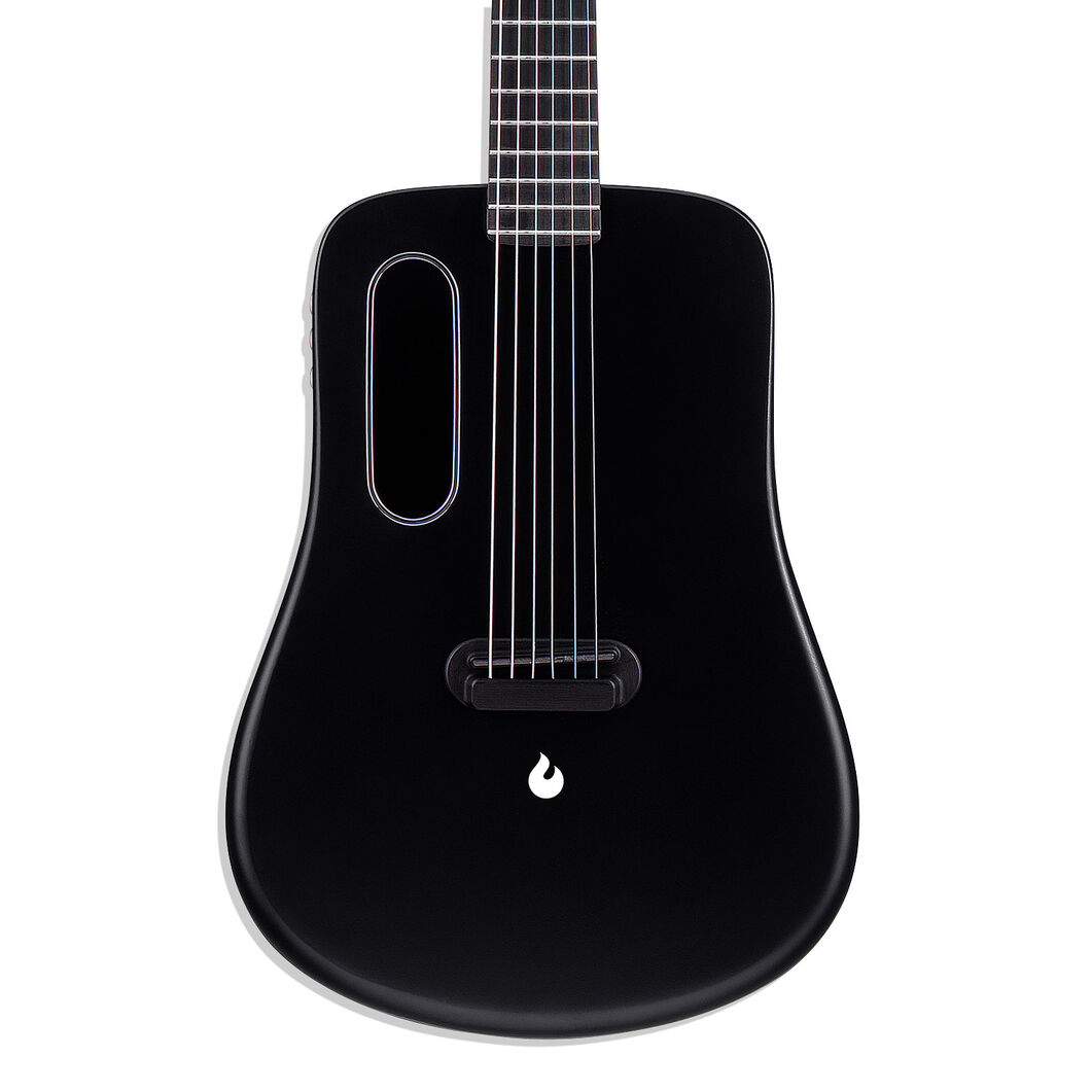 Lava ME 2 Acoustic Freeboost Guitar in color Black