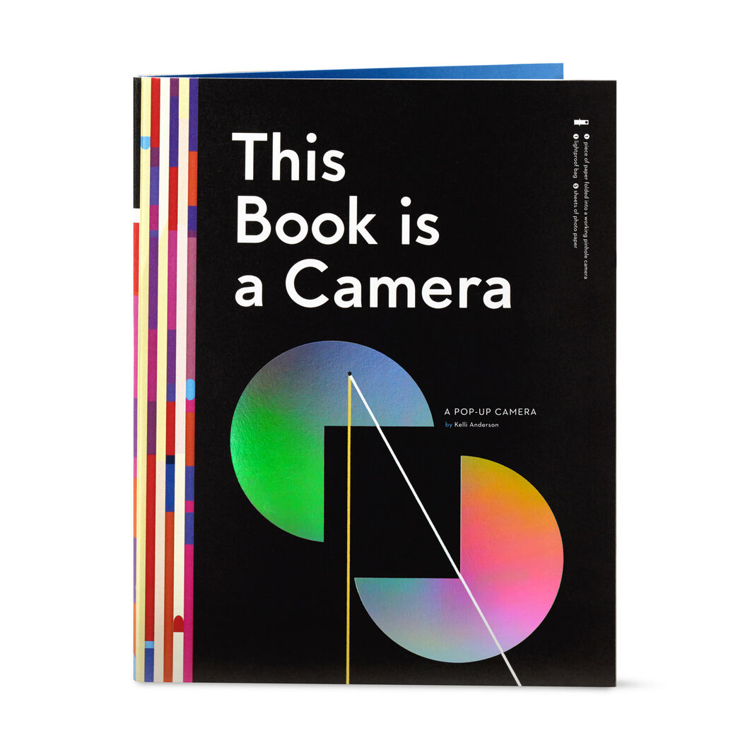 This Book Is a Camera in color