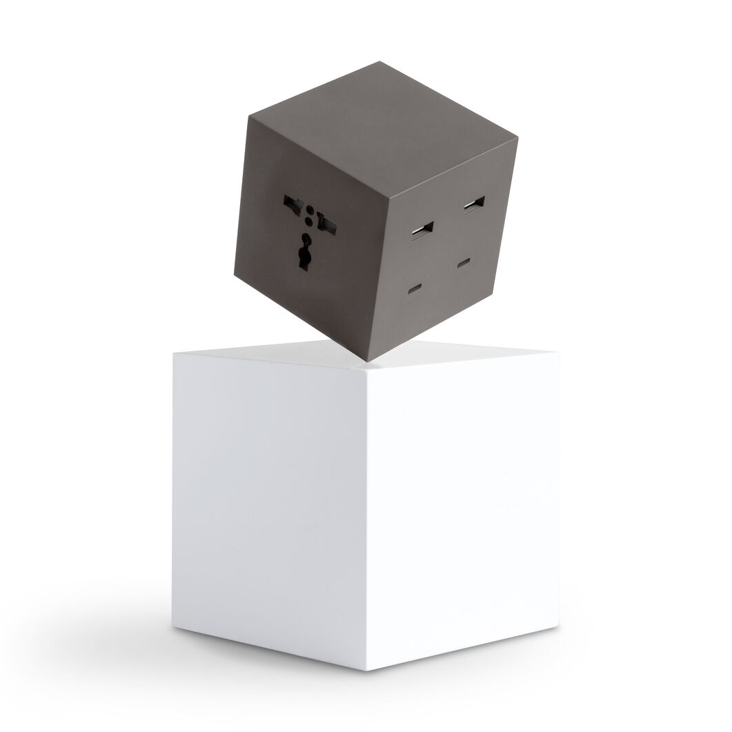 Icon USB Charging Power Cube in color