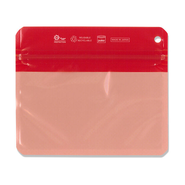 Pake® Reusable Storage Bag in color Red