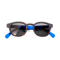 MoMA Edition IZIPIZI Sunglasses in color Tortoise/ Blue