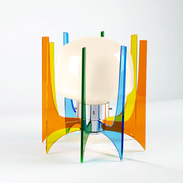 T.S.S. Luminaire Table Lamp in color