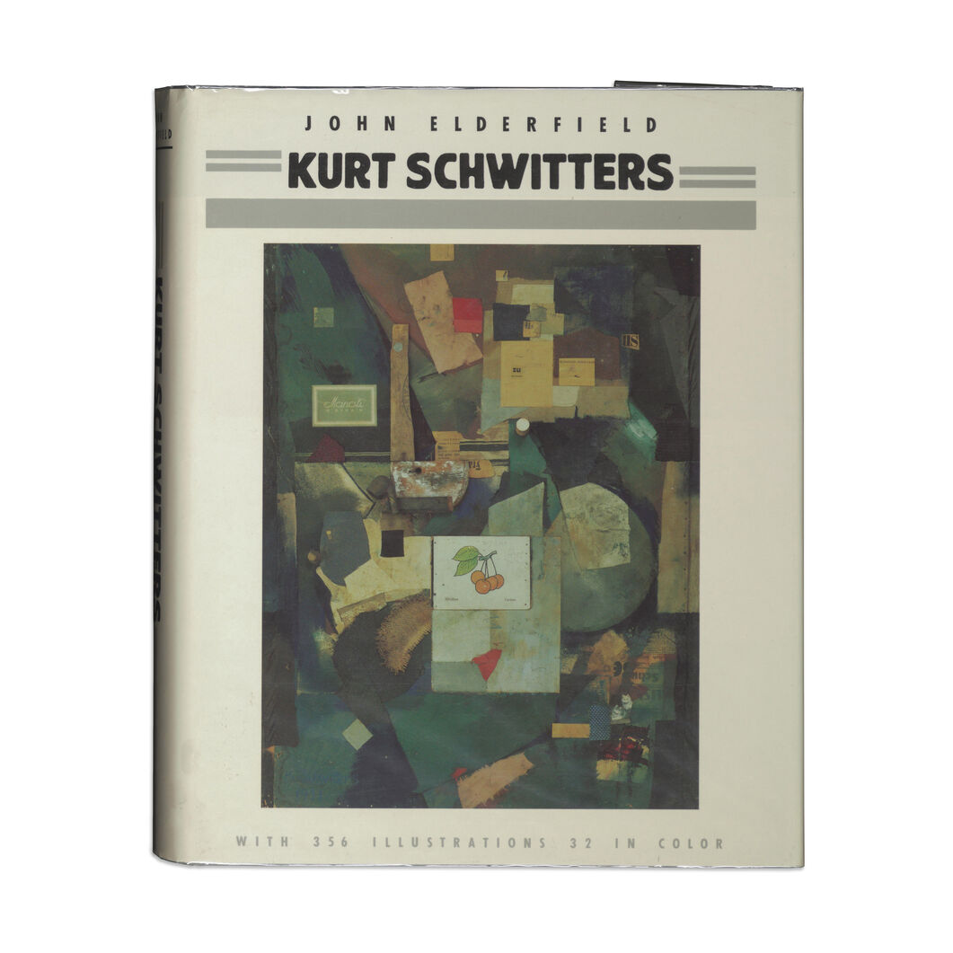 Kurt Schwitters (T&H) - Paperback in color
