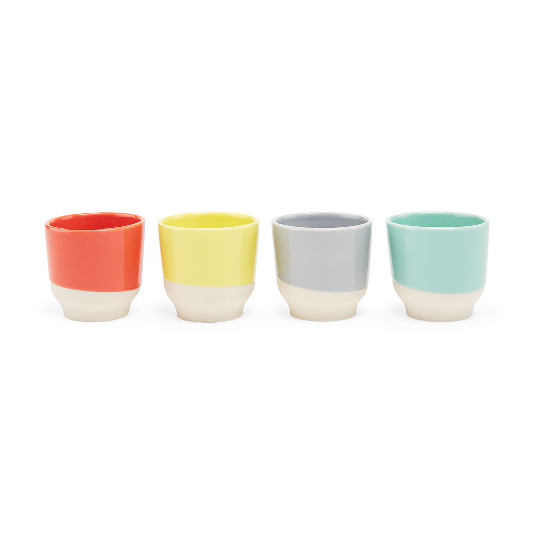 Color Lab Espresso Cups in color