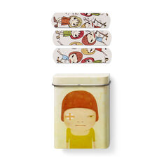 Yoshitomo Nara Bandages in color