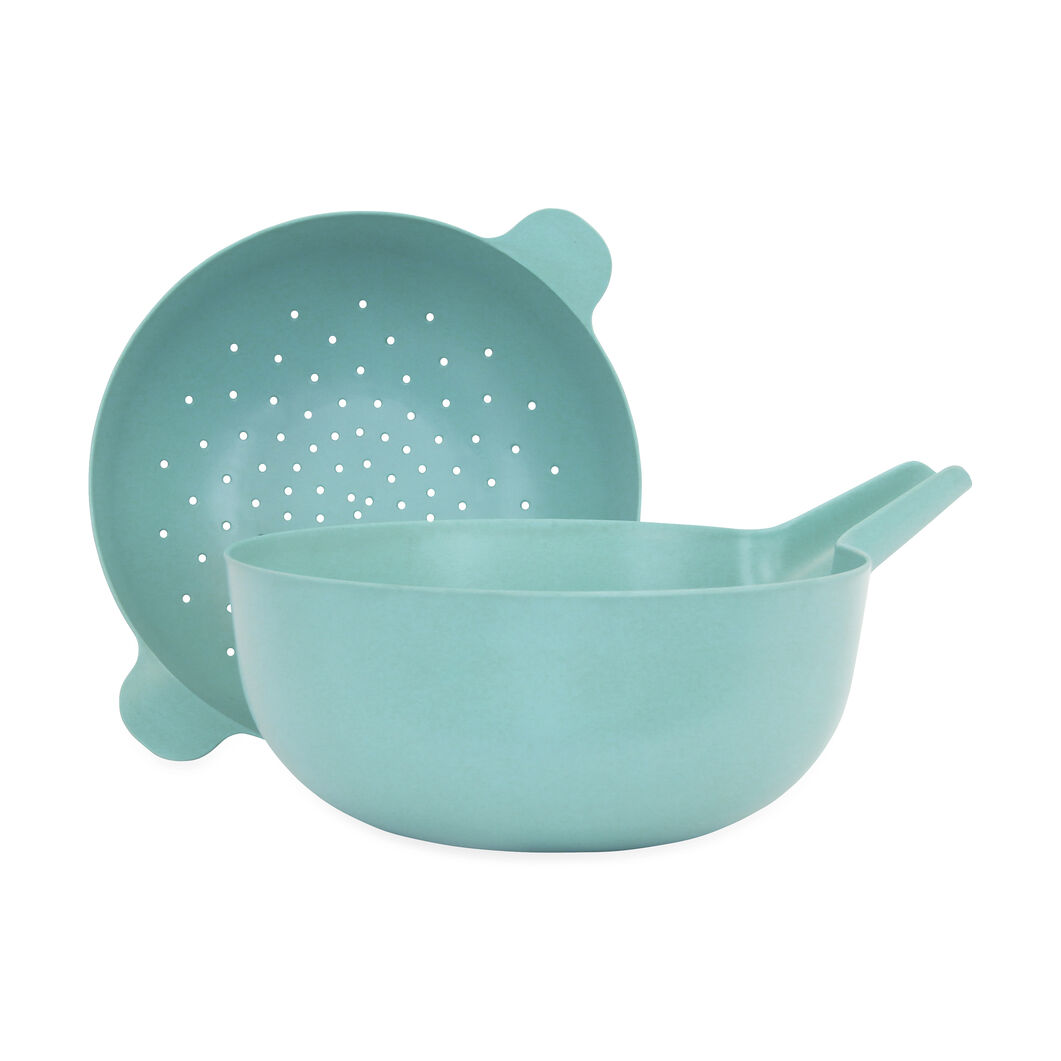 Colander Bowl Set in color