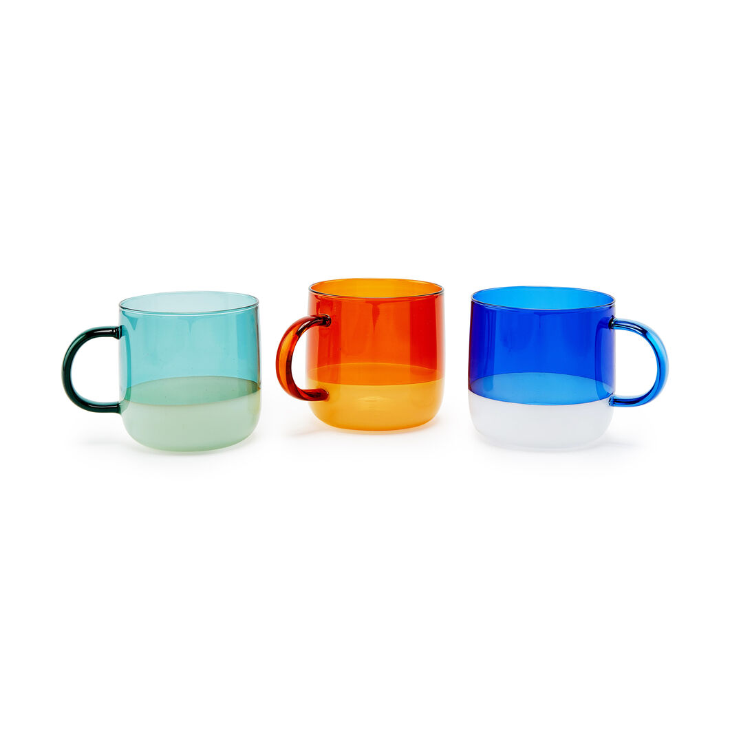 Two-Tone Mug in color Amber