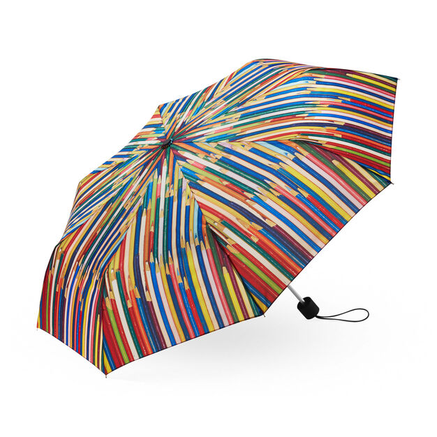 Frank Lloyd Wright: Pencils Umbrella in color