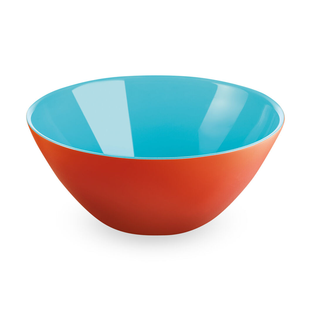 My Fusion Bowls in color Coral/ Sea Blue