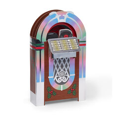 Jukebox Holiday Cards - Set of 8 in color