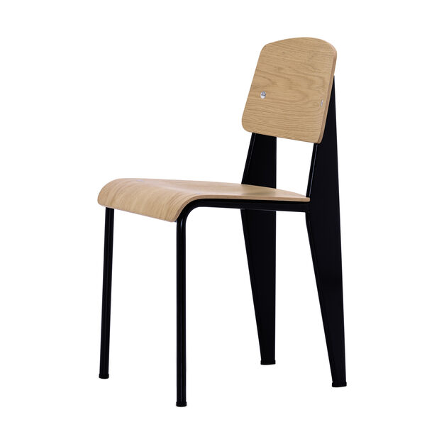 Standard Chair  Black in color