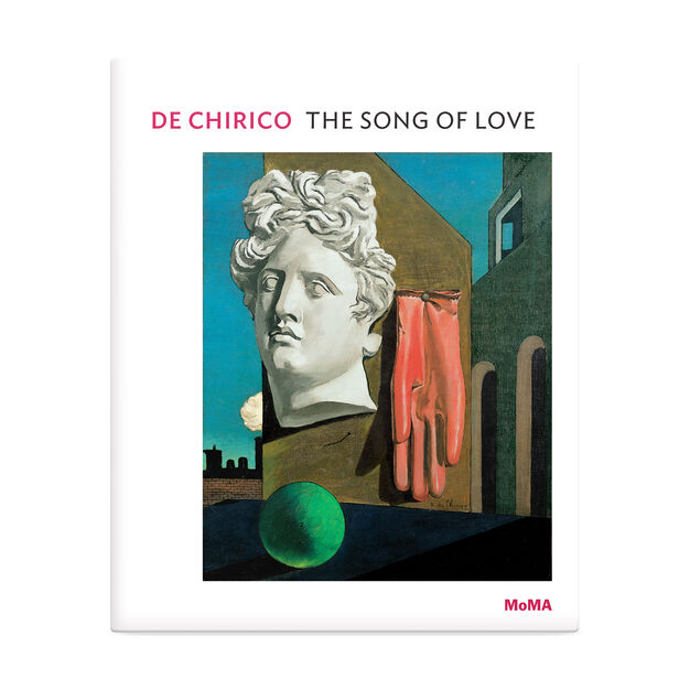 De Chirico: The Song of Love in color