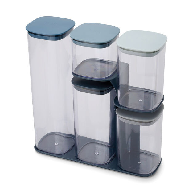 Podium Canisters - Set of 5 in color