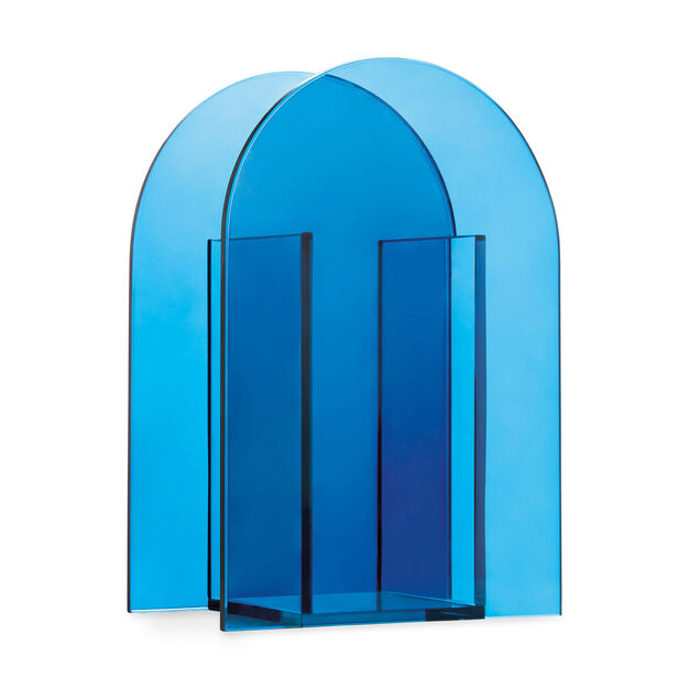 Arch Vase in color Blue