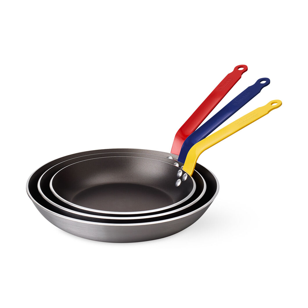 RBY Non-Stick Frying Pan Set in color