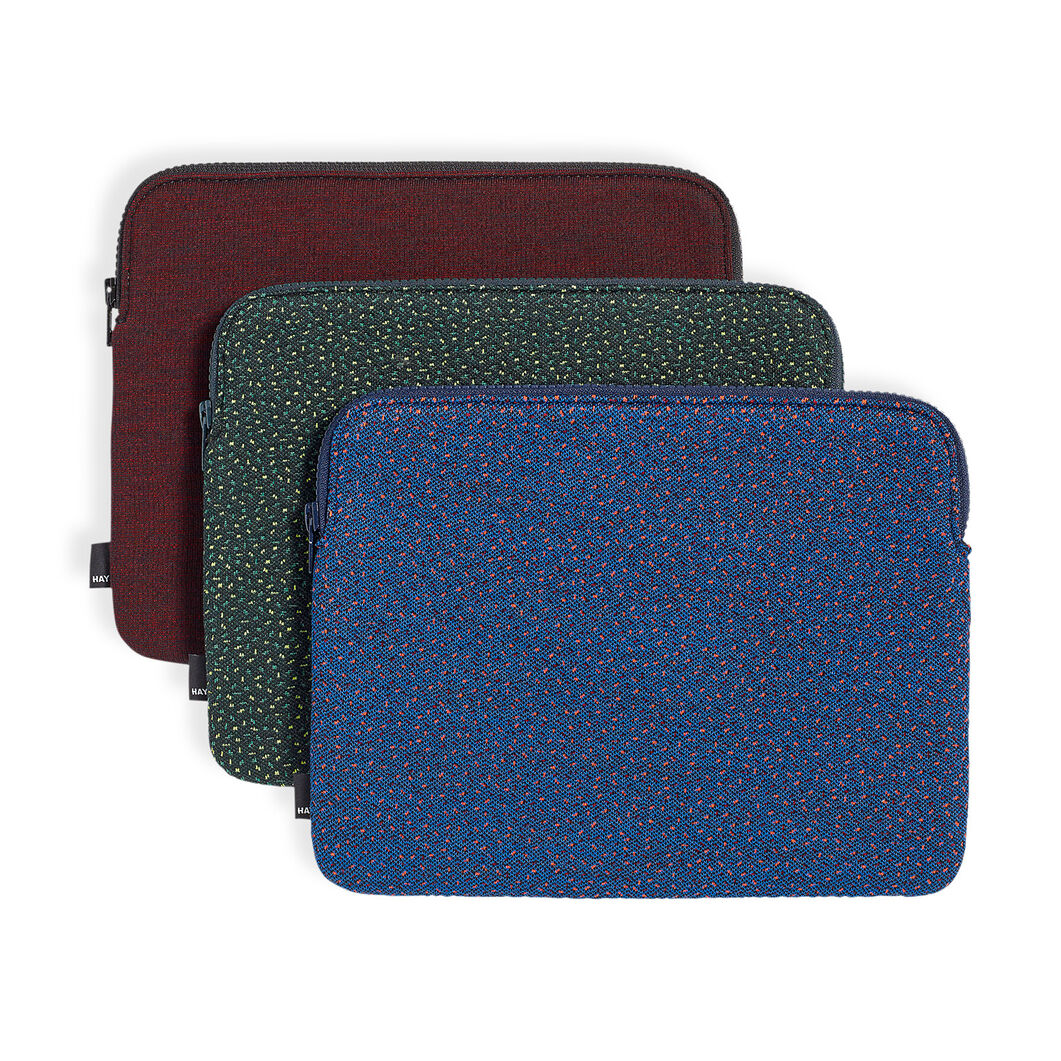 HAY Zip Tablet Case Red in color Red