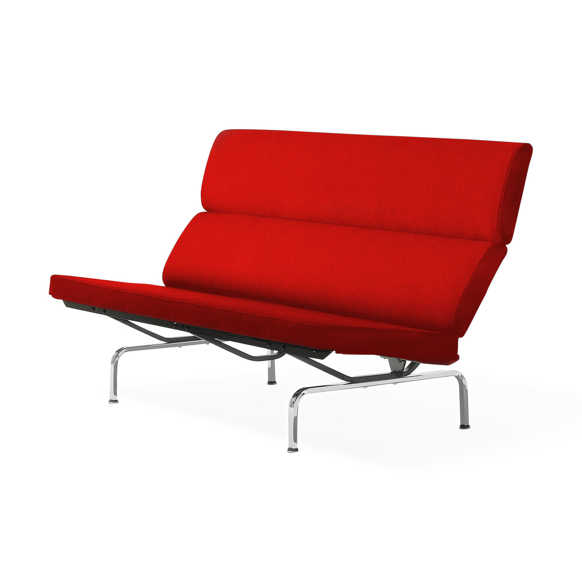 Eamesu0026reg; Compact Sofa In Color