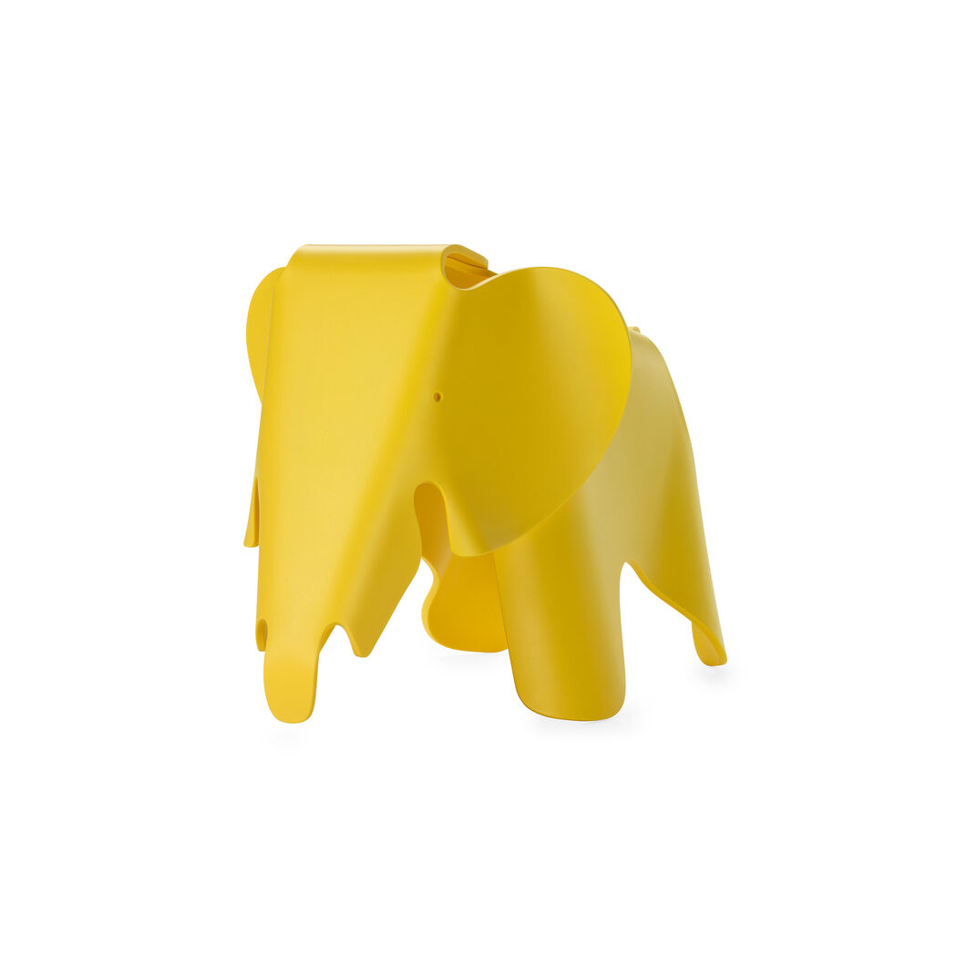Colorful Eames®Elephant in color Yellow