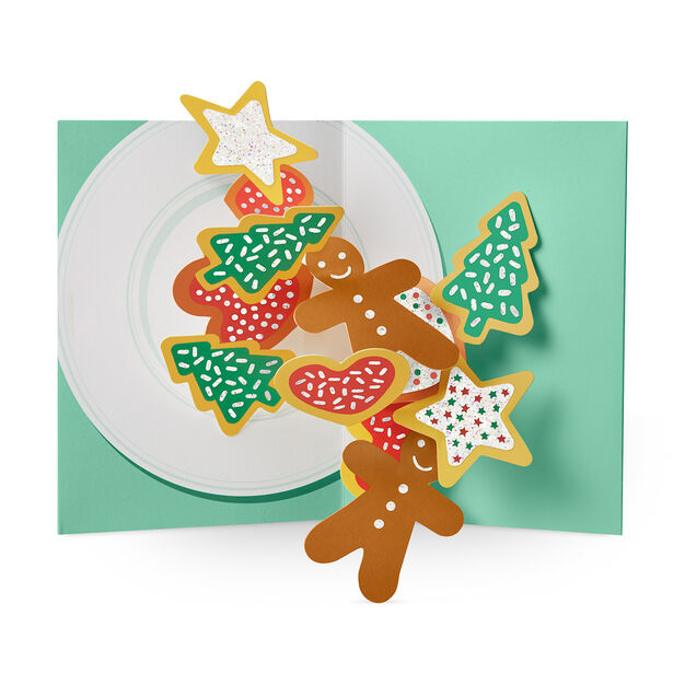 christmas cookies holiday cards box of - Moma Holiday Cards
