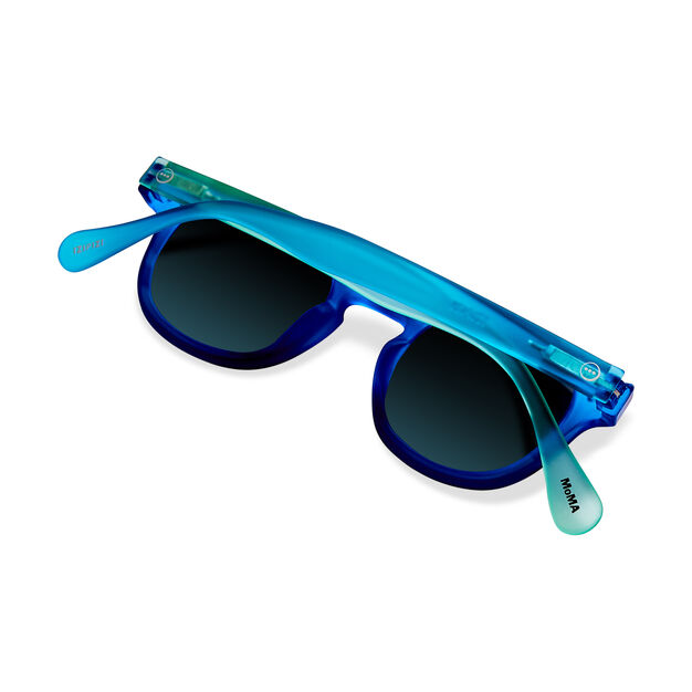 IZIPIZI for MoMA Sunglasses in color Blue