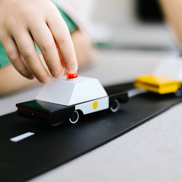 Candylab Toy Vehicles in color Black/White