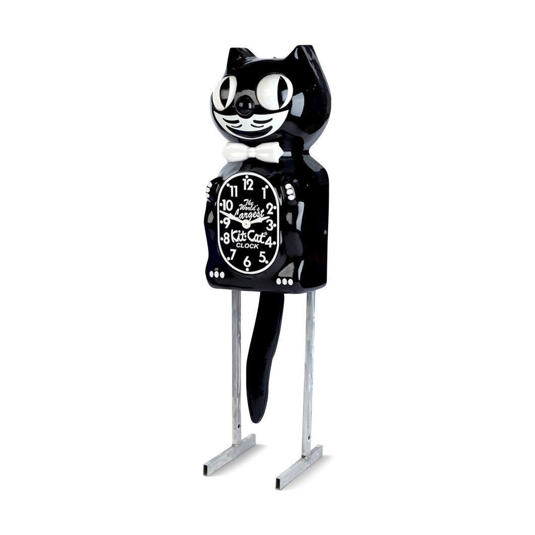 Giant Kit-Cat Clock in color