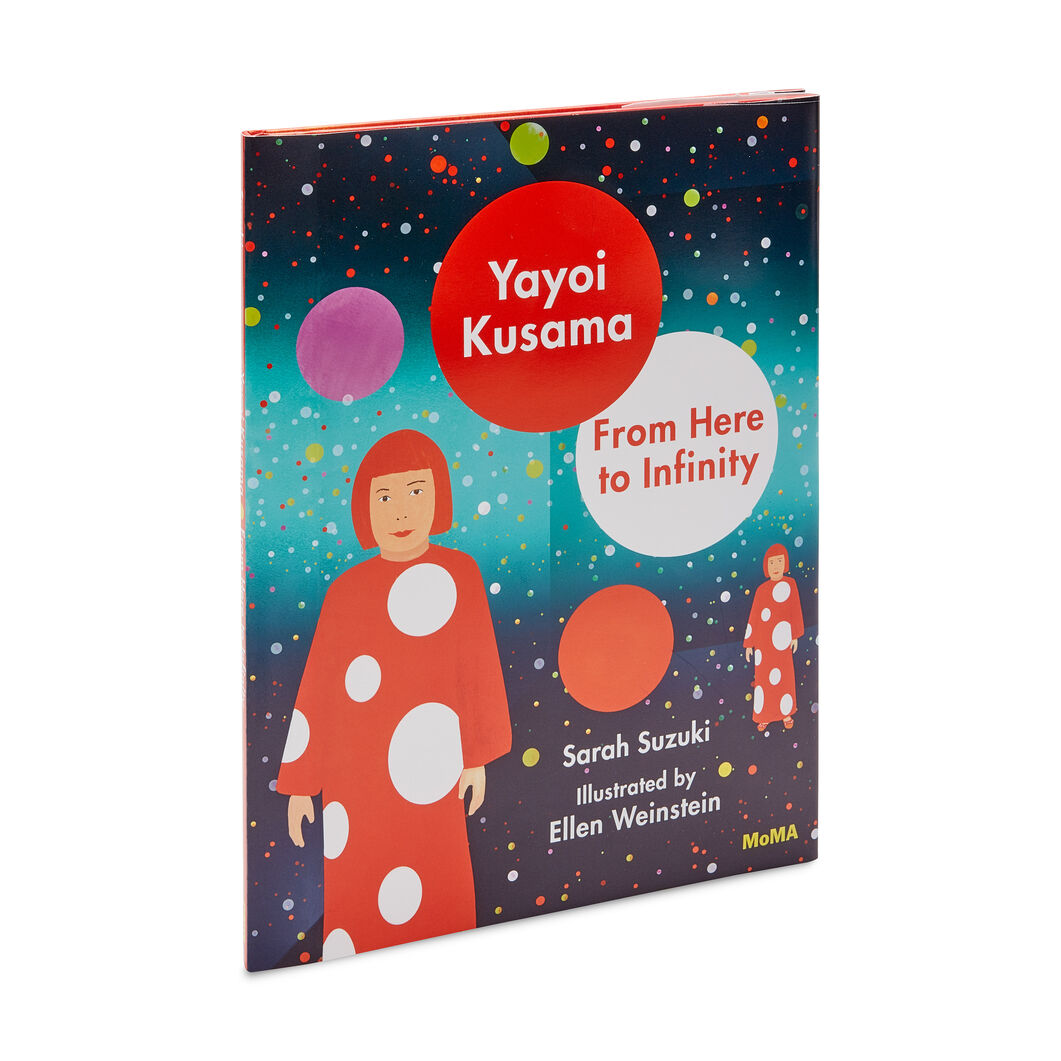 Yayoi Kusama: From Here to Infinity in color