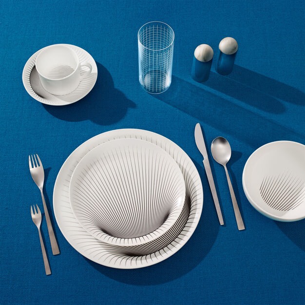 Illusions Tableware Salad Plates in color