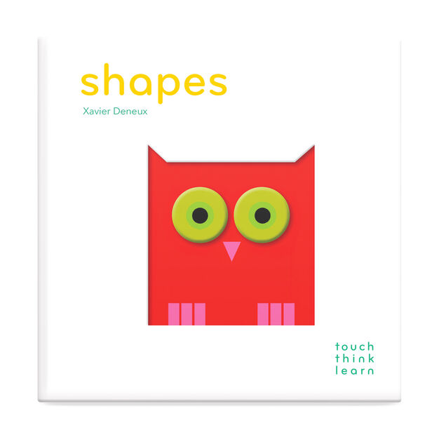 TouchThinkLearn: Shapes in color