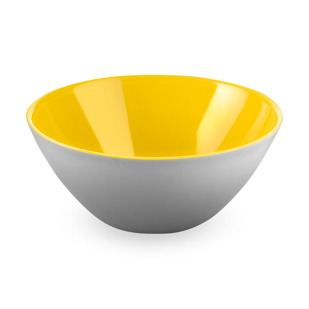 My Fusion Bowls in color Gray/ Yellow