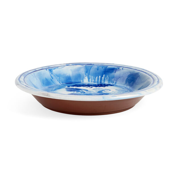 HAY Swirl Bowls in color Blue